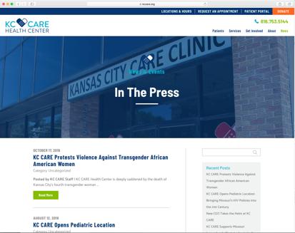 KC Care   News