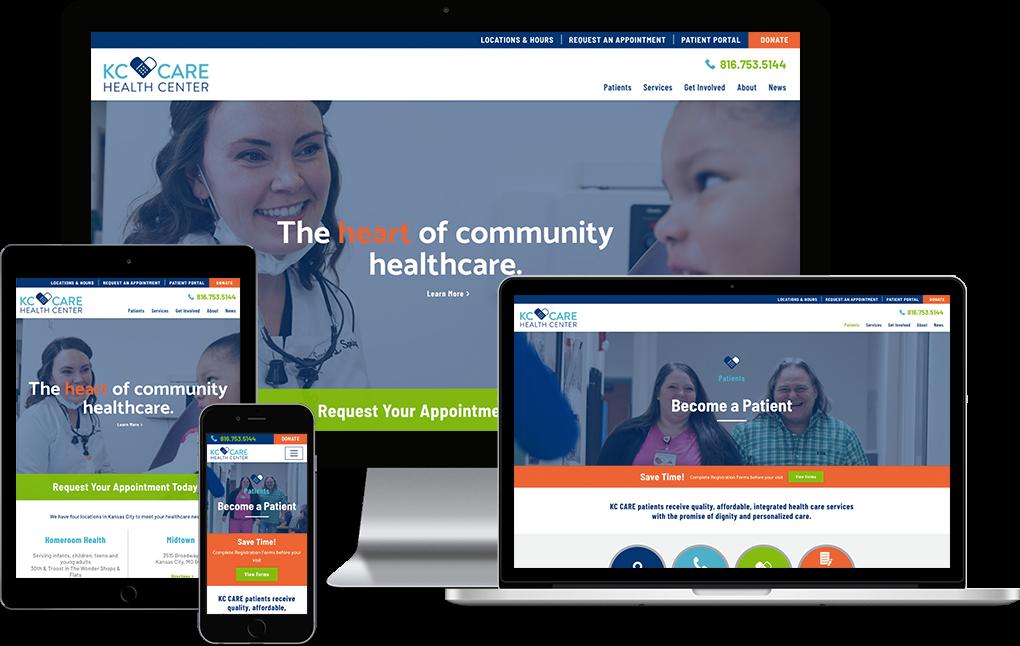KC Care Website